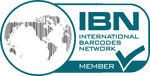 International Barcodes Network member logo